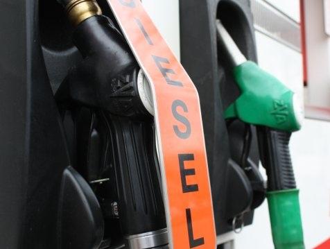 Ruim 21.000 liter diesel gestolen