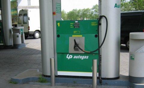 LPG, Esso, tankstation, vergunning