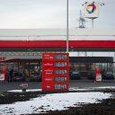benzinepomp, tankstation, prijspaal, benzineprijs
