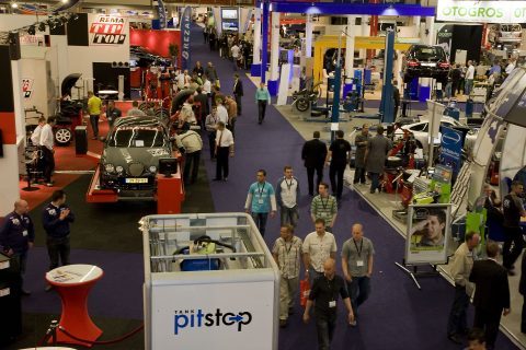 beurs, automotive, ondernemers