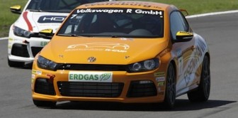 Volkswagen, Scirocco, aardgas, groengas
