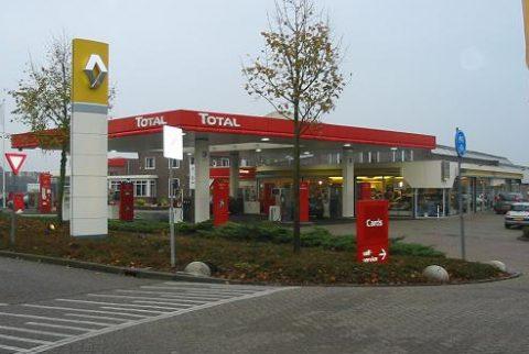 Total, Steenbergen