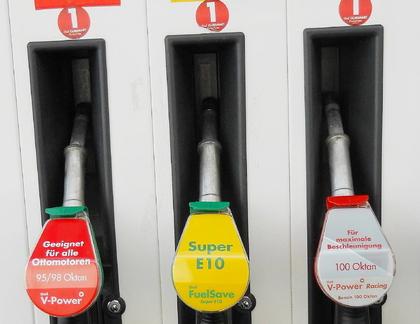 E10, benzine, super, 95