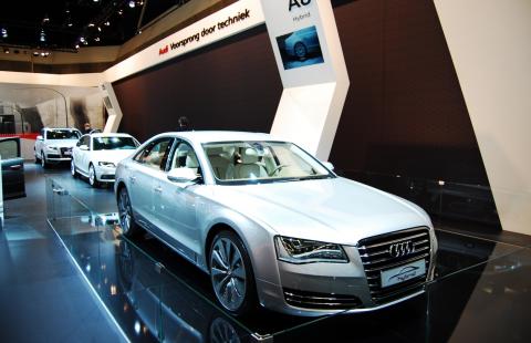 AutoRAI, Audi