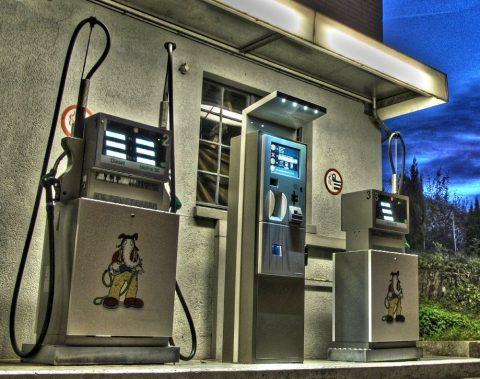 OPT240, tankautomaat, Scheidt&Bachmann