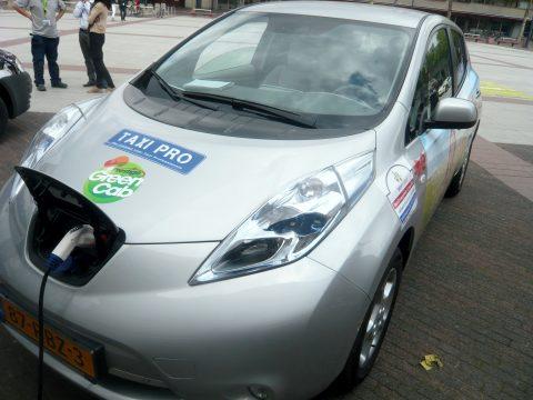 elektrische auto, TankPro.nl, Nissan Leaf