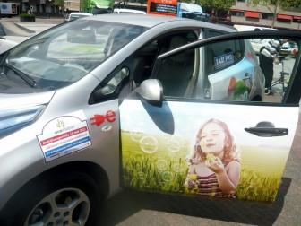 Elektrische auto, Nissan Leaf, TankPro.nl