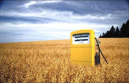 biobrandstof, tanken