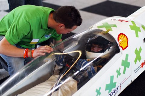 shell, eco-marathon