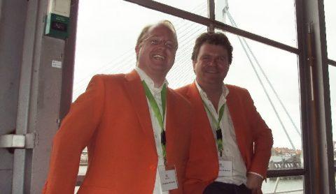 OrangeGas, Pelle Schlichting, Marcel Borger, directeur
