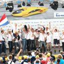 shell eco-marathon, the hydro cruisers, winnaars