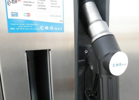 CNG, aardgas, tanken