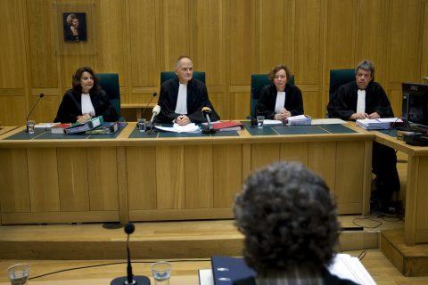 rechtbank, rechter,