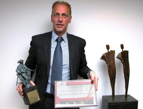 Marco Schilder Groep, Ed van de Pol, Ondernemersprijs