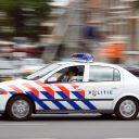 politieauto, opel astra