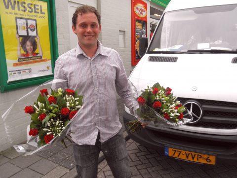 Remy Wolff, bloemen, boeketten, BP