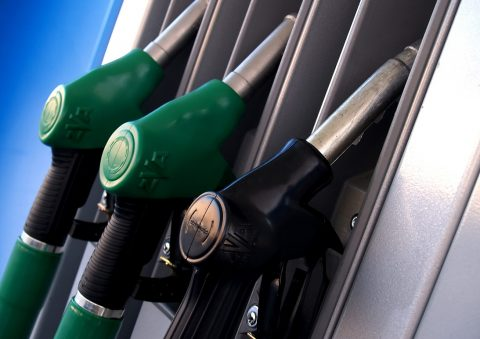 tankpistool, benzine, diesel