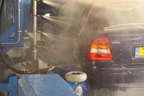 wasstraat, HD-boog, WashTec, carwash