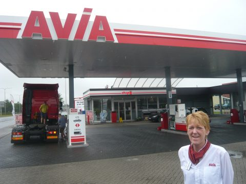 tankstation, AVIA, Rita Hoogendijk, Oldenzaal, De Elsmors