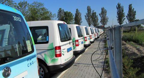 veertig-wagens-met CNG-tank
