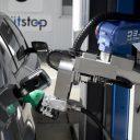tankrobot, Rotec, automatisch tanken