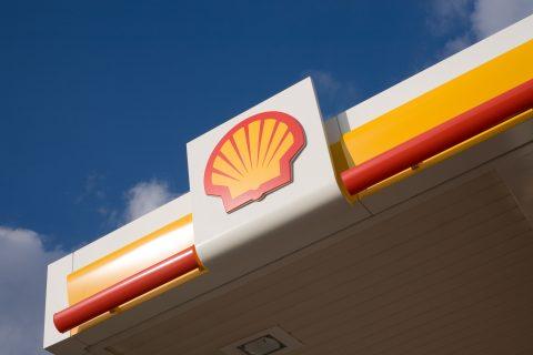shell tankstation