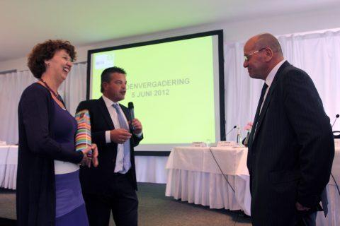 Fred Teeven, Petra van Stijn, Ewout Klok