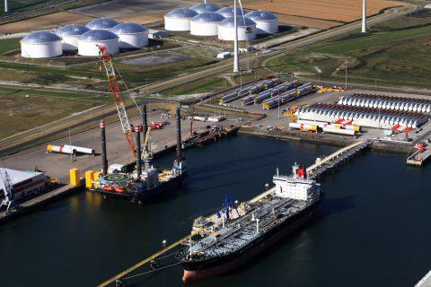 Vopak Eemshaven terminal