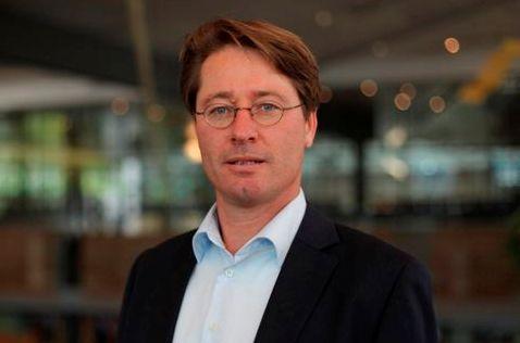 Hans Oberg, commercieel directeur Lekkerland