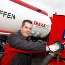 tankwagen, rode diesel