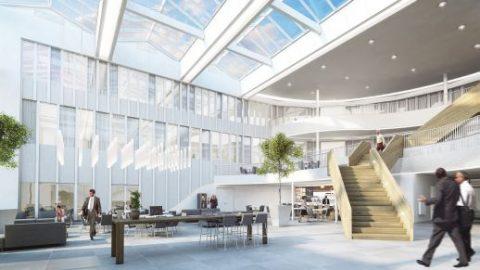 Bovag hoofdkantoor Zeinstra Veerbeek Architecten