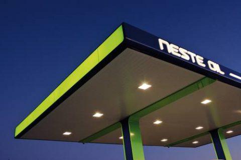 Neste Oil tankstation