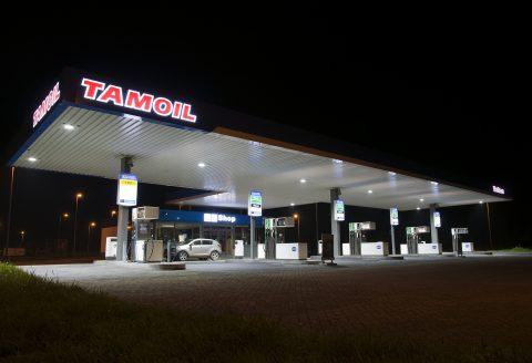 Tamoil tankstation