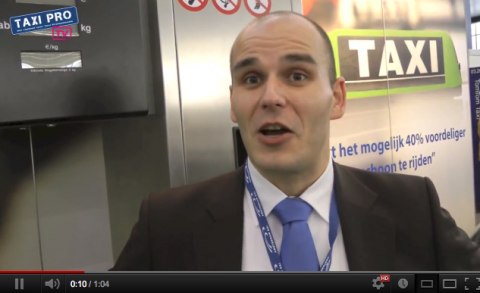 CNG Net, aardgas, Groengas, Taxi Expo