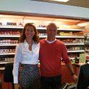 Mirjam en Gerrit Heuff, tankstation Didam