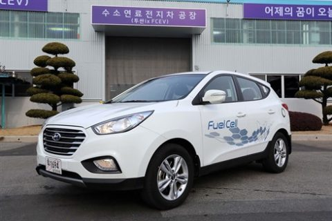 Hyundai, ix35-Fuel-Cell, waterstof, auto