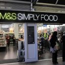 M&S Simply Food, Marks & Spencer, winkel