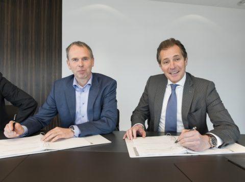 Argos, Nefco Groep, contract