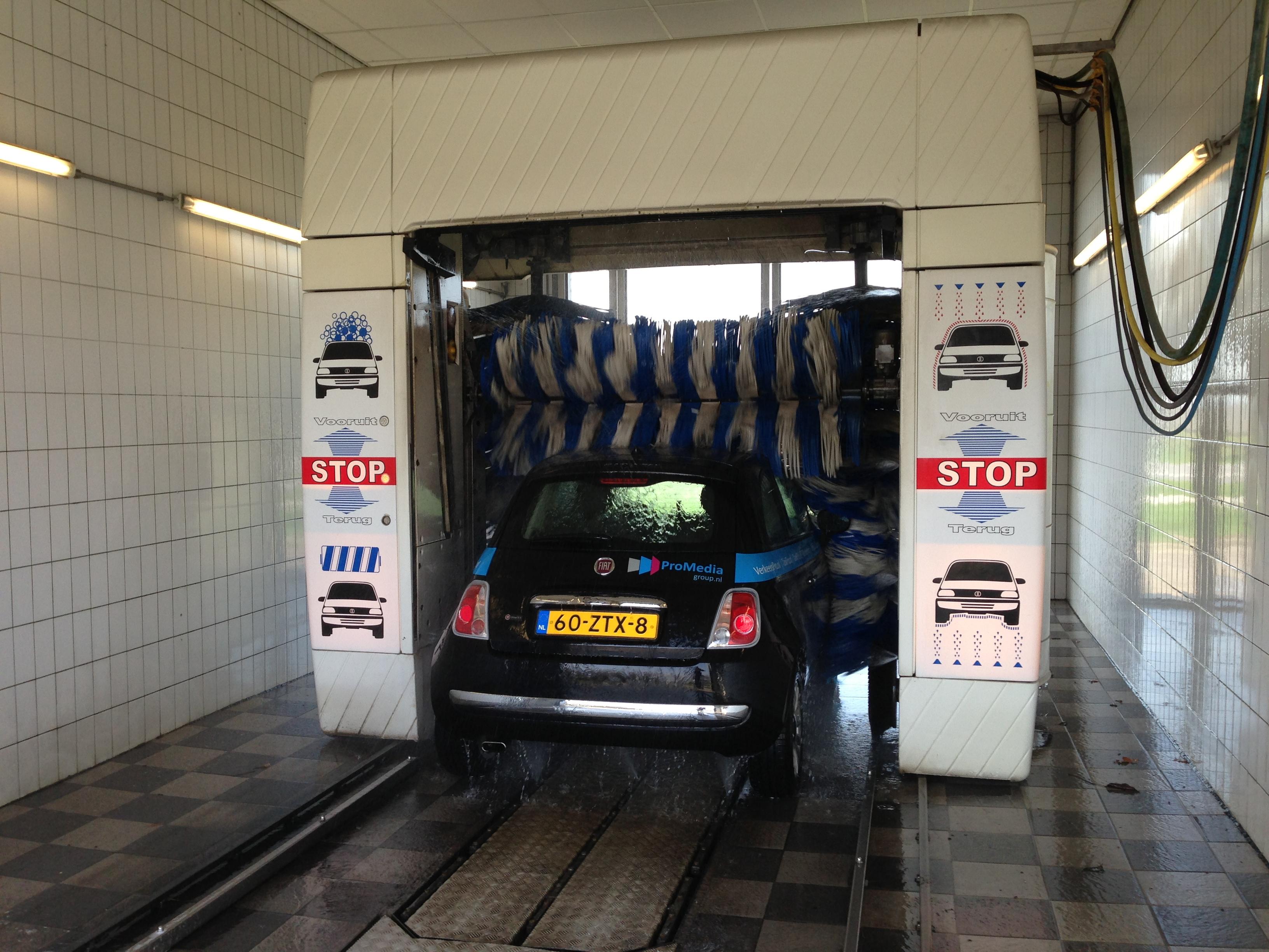 Autowasinstallaties Verenigen Zich In Keurmerk Duurzaam Autowassen
