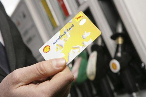 EuroShellCard, tankpas