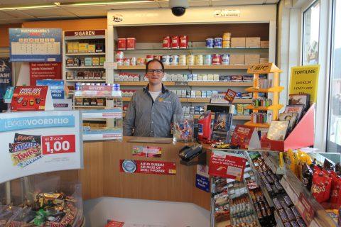 Han van Wijk, Shell, Ingen, tankstation, ondernemer