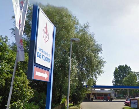Tankstation, De Klomp, Veenendaal, Google Street View