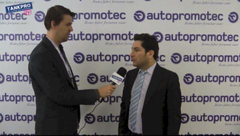 Emanuele Vicentini, Autopromotec, Brand Manager