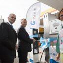 CNG Net, opening, tankstation, Maarssen, aardgas