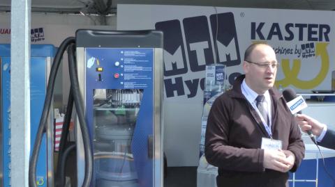 MTM Hydro Kaster, stofzuiger, Sandro Bellinzis