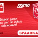 AVIA, FC Twente, spaarkaart, XXIMO, tankpas