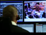Live View politie camera beeld