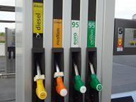 Schuytgraaf Arnhem Total brandstof pomp diesel benzine euro 95 excellium