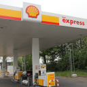 Shell Express station