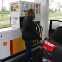 Shell Express tanken 3